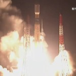 Start HTV-5 / Credits - JAXA, NASA TV