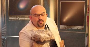 Falenica 2015 - Dmuchamy, dmuchamy, i mamy kometę / Credit: R. Gabryszewski, Fundacja Edukacji Astronomicznej