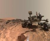 Pięć lat jazdy MSL po Marsie