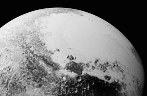 Mozaika Plutona złożona z obrazów przesłanych w lipcu oraz 7 września / Credits - NASA/Johns Hopkins University Applied Physics Laboratory/Southwest Research Institute