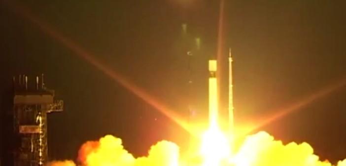 Start rakiety Rokot z 24 września 2015 / Credits - Минобороны России