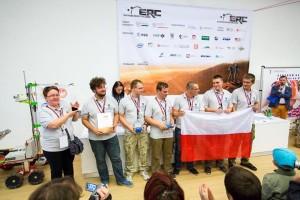 ERC 2015 - III miejsce dla dużyny #next team z Białegostoku / Credit: PlanetPR