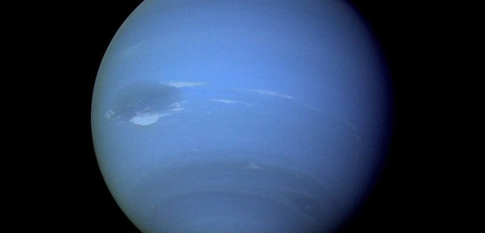 Na Neptunie mogą znajdować się złoża diamentów / Credits: NASA