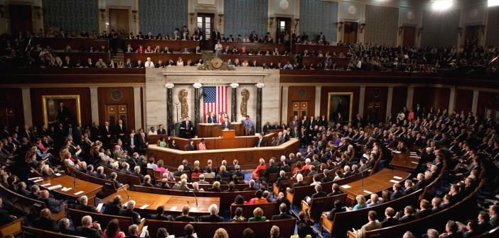 Sesja kongresu Stanu Zjednoczonych / Credits: White House Photo (Lawrence Jackson)
