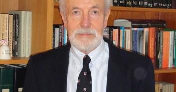 """""""Profesor Sławomir Ruciński"""" autorstwa Tomasz Zawistowski - Praca własna. Licencja CC BY-SA 4.0 na podstawie Wikimedia Commons"""