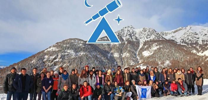 Uczestnicy ubiegłorocznej edycji ESO Astronomy Camp / Credits: ESO/Sterrenlab