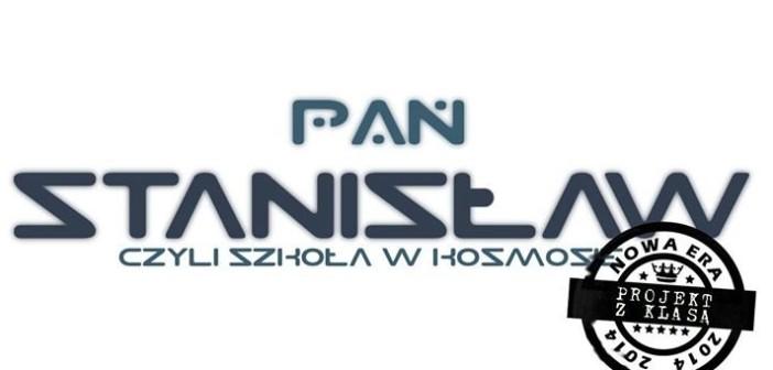 """Logo projektu """"Pan Stanisław"""" / Credits - Pan Stanisław"""