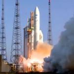 Moment startu Ariane 5 / Credits - Arianespace