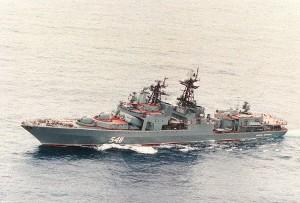 """Okręt """"Admirał Pantalejew"""" / Credits - domena publiczna"""