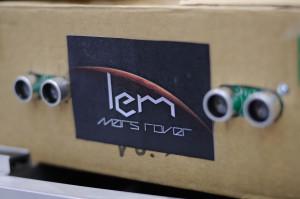 Technicon 2015 / Źródło: LEM Mars Rover