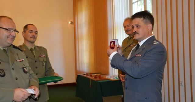 Odejście płk. Malawskiego z I3TO do POLSA, 29 września 2015 / Credit: I3TO, MON