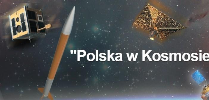 Polska w Kosmosie/ Źródło: http://www.polskawkosmosie.org