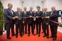 Otwarcie zakładu Selene firmy Thales Alenia Space / Credit: TAS