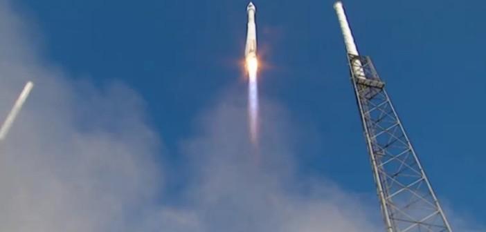 Start Atlasa 5 z 31 października 2015 / Credits - USAF, livestream