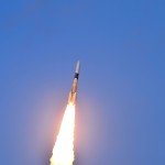 Start rakiety H-2A z satelitą Telstar 12V