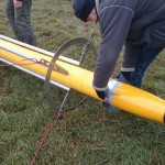 Demonstrator technologii BIGOS przed startem / Credits: SpaceForest