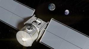Mały moduł mieszkalny w pobliżu Księżyca / Credits - Boeing