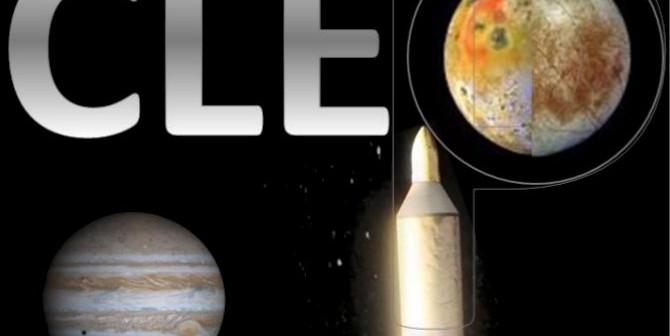 Grafika misji CLEO i CLEP / Credits - ESA