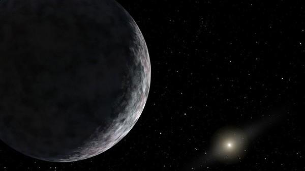 Wizja artystyczna V774104 / Credits - NASA, JPL-Caltech