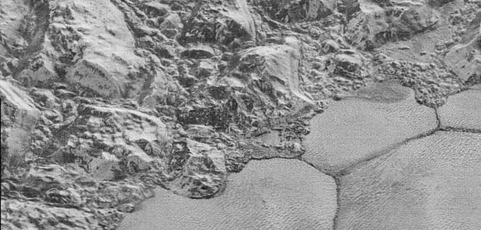 Jedno ze zdjęć Plutona w największej rozdzielczości / Credits - NASA/Johns Hopkins University Applied Physics Laboratory/Southwest Research Institute