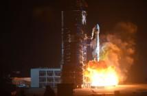 Start CZ-3B z 9 grudnia 2015 / Credits - Xinhua