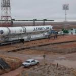 Zdjęcie rakiety Zenit-3, która wystartowała 11 grudnia 2015 z Bajkonuru / Credits - russianspaceweb