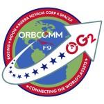 Logo tego startu rakiety Falcon 9R v1.2 z 11 satelitami / Credits - Orbcomm