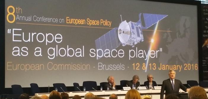 Obrady tegorocznej EU Space Policy / Credits - Fernando Doblas