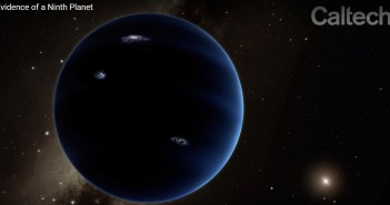 Czy jesteśmy blisko odnalezienia Dziewiątej Planety Układu Słonecznego? A może ona nie istnieje? / Źródło: Caltech