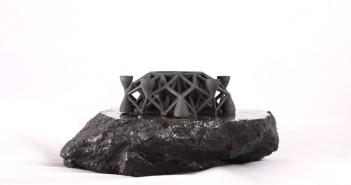 Pierwszy wydruk z meteorytowego metalu