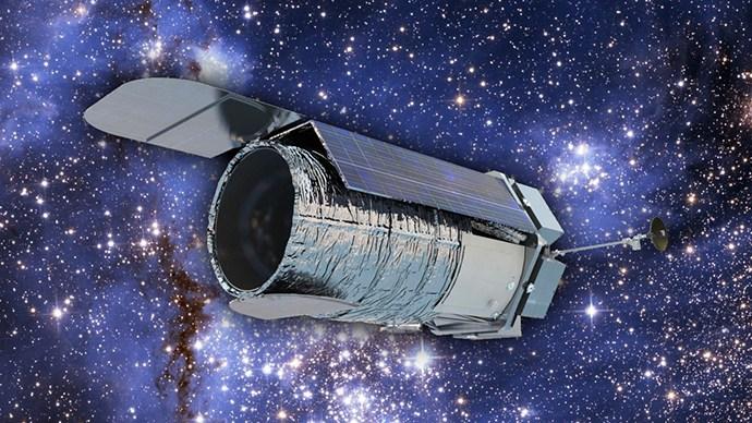 WFIRST - wizja artystyczna / Credit: astronaut.com