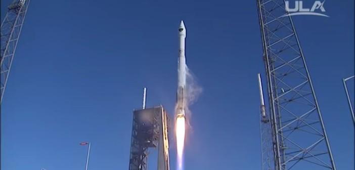 Start rakiety Altas 5 z satelitą GPS IIF-12 / Credits - United Launch Alliance