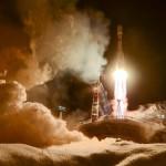 Start Sojuza-2.1b z GLONASS-M - 07.02.2016 / Credits - Rosyjskie Ministerstwo Obrony