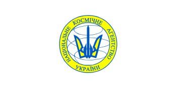 Logo Ukraińskiej Agencji Kosmicznej / Credit: NSAU