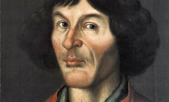 Portret Mikołaja Kopernika / Źródło: Wikipedia