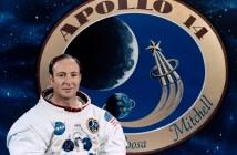 Edgar Mitchell, szósty człowiek na Księzycu / Credits: NASA