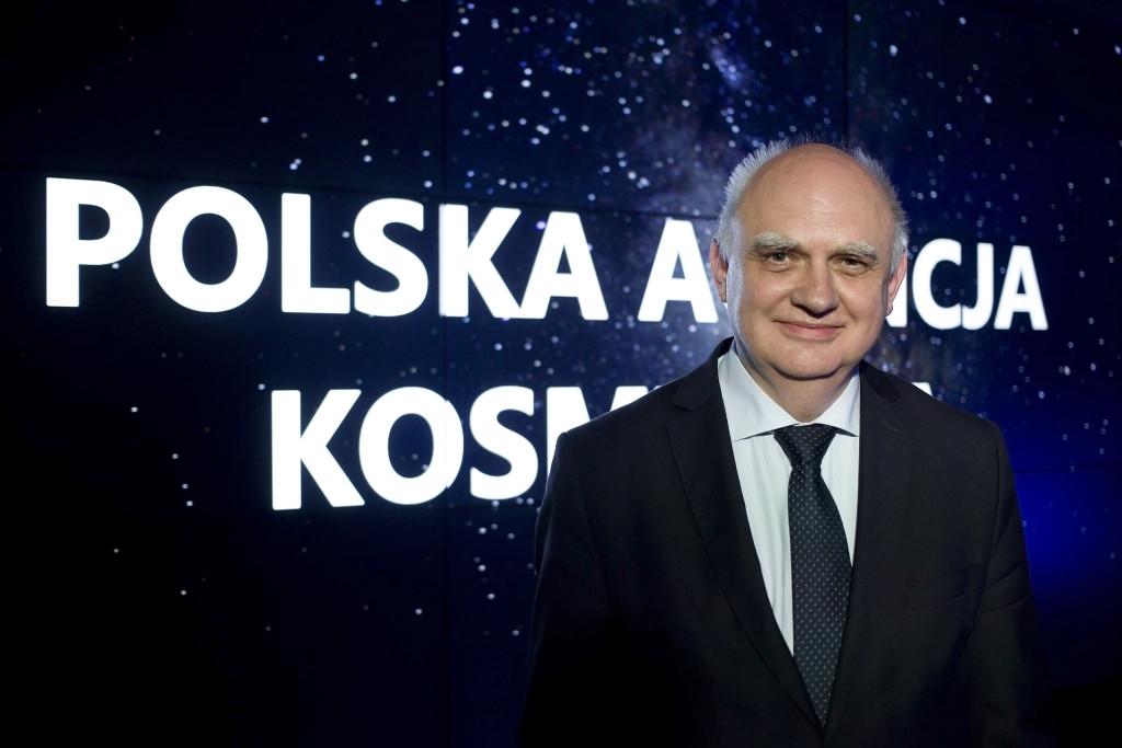Pierwszy Prezes POLSA - Prof. Marek Banaszkiewicz / Źródło: Krzysztof Mystkowski / KFP