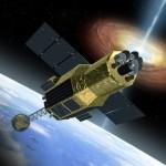 Grafika obserwatorium ASTRO-H / Credits - JAXA
