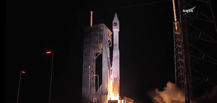 Start Cygnusa OA-6, 23 marca 2016 / Credit: NASA