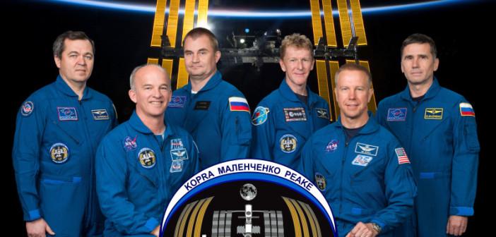 Potret załogi 47 / Credits: NASA