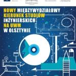 Plakat nowego kierunku studiów / Źródło: polsa.gov.pl