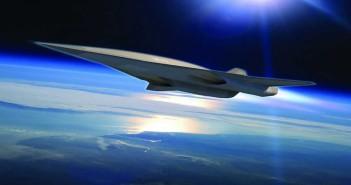 Koncepcyjny samolot hipersoniczny SR-72 / Credit: Lockheed Martin
