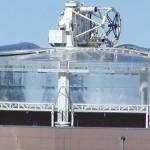 Wojskowy teleskop AFRL / Credits - AFRL