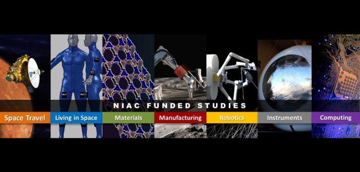 NASA Innovative Advanced Concepts (NIAC) / Źródło: NASA