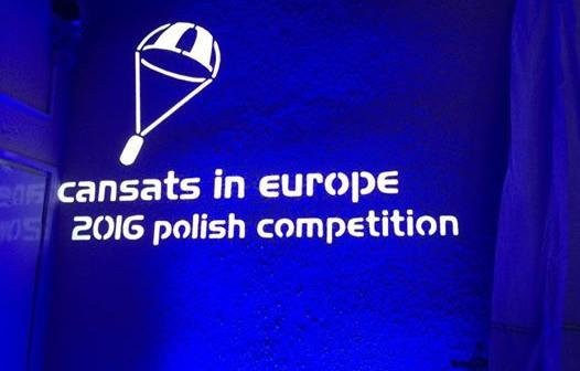 Polska edycja zawodów CanSat / Źródło: CNK