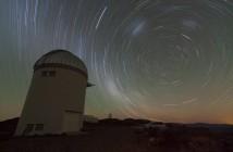 Teleskop Warszawski w Obserwatorium Las Campanas w Chile. Fot. K. Ulaczyk.