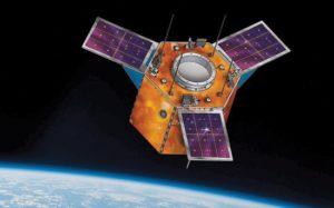 Wizualizacja satelity Gokturk 2.