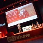 Panel kosmiczny podczas infoShare 2016 / BDS