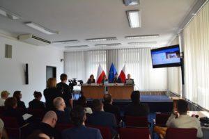 Konferencja w Ministerstwie Rozwoju / Źródło: BDS