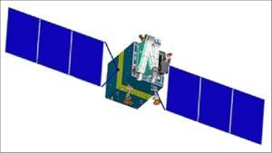 Wizualizacja satelity Ziyuan 3 / Credits: CAST